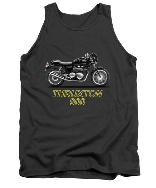 Triumph Thruxton Tank Top
