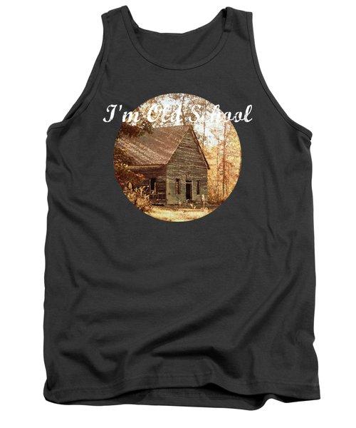 Old Church - Vintage Tank Top