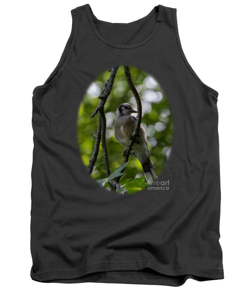 Afternoon Perch Tank Top by Brian Manfra