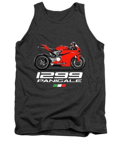 Ducati Panigale 1299 Tank Top