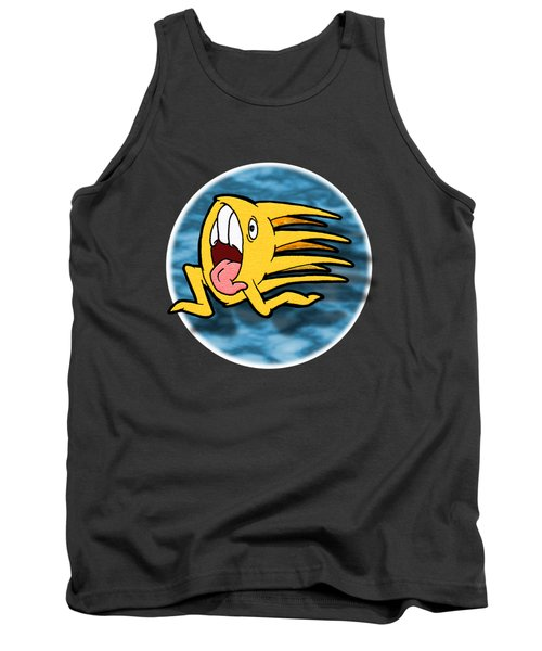 Another One Of Those Days Tank Top by Uncle J's Monsters