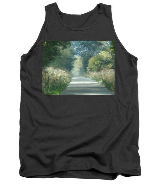 The Road Back Home Tank Top