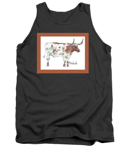 Friesien The Bull Tank Top