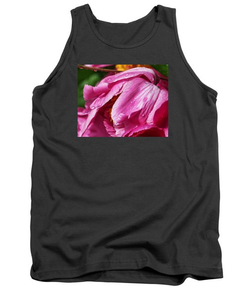 Tank Top featuring the photograph Pink Delight by Bill Kesler