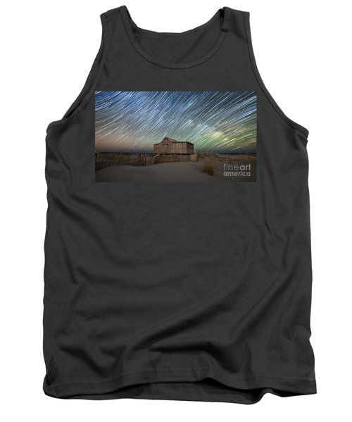 As The Stars Passed By  Tank Top
