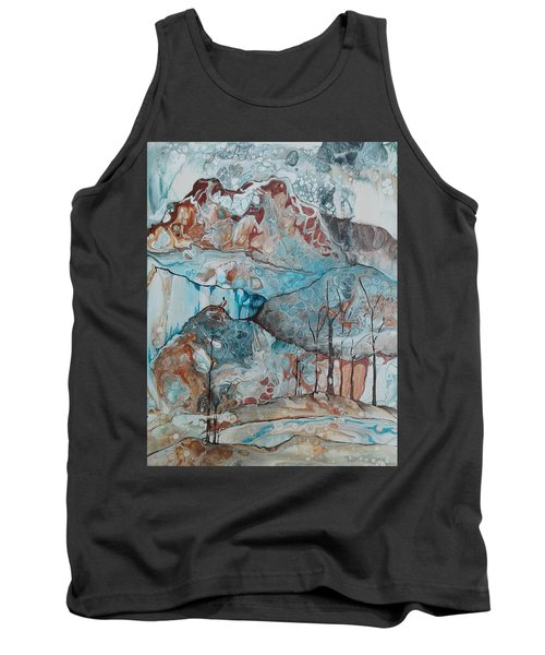 Ice And Fire Tank Top