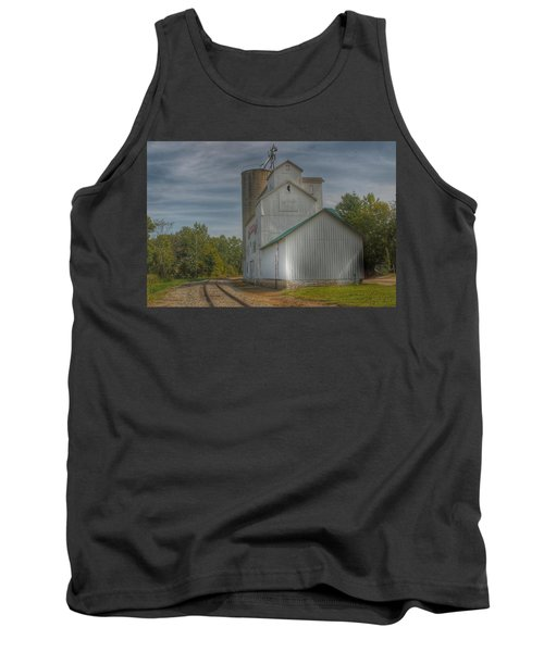 2008 - Aside The Tracks In Mayville Tank Top