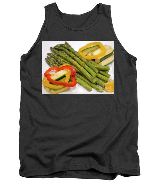 Asparagus Tank Top