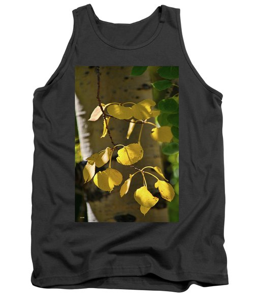 Aspen Closeup Tank Top