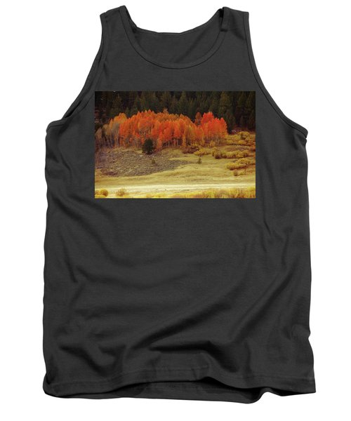 Aspen, October, Hope Valley Tank Top by Michael Courtney
