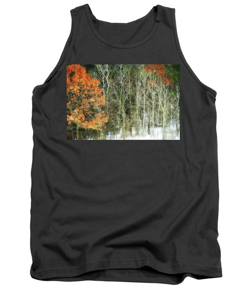 Aspens And Color Tank Top
