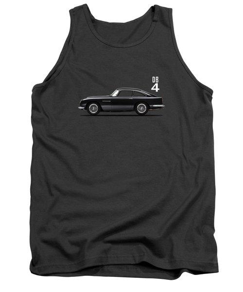 Aston Martin Db4 1963 Tank Top