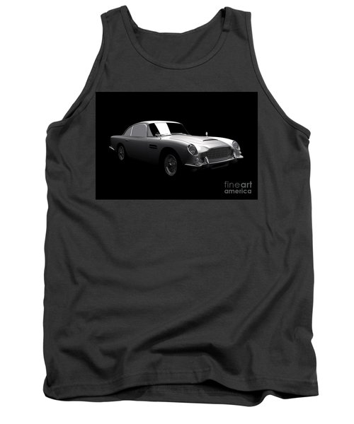 Aston Martin Db5 Tank Top