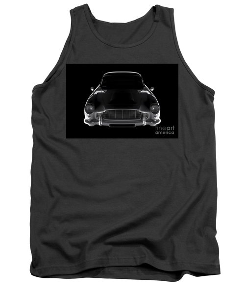 Aston Martin Db5 - Front View Tank Top