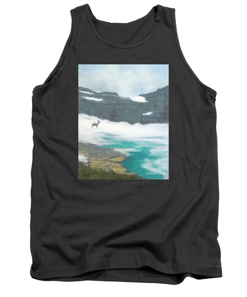 At Grinnell Glacier Tank Top