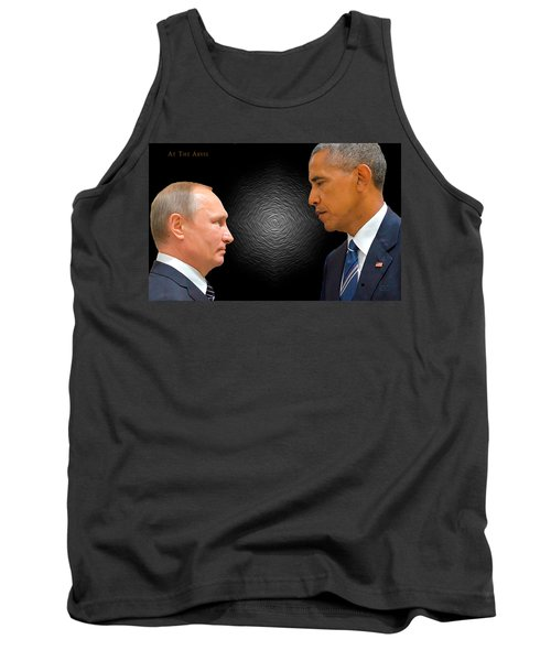 At The Abyss Tank Top