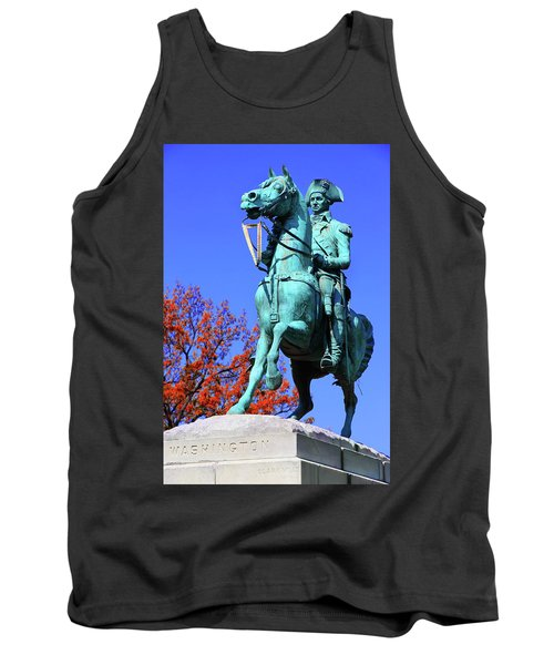 At The Battle Of Princeton Tank Top