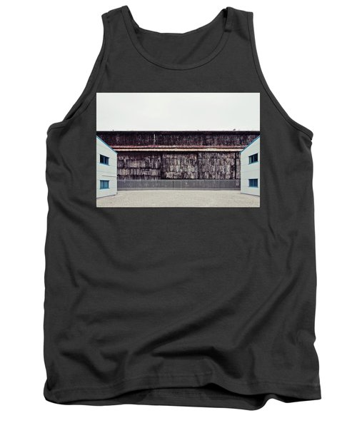 At The Edge Of Town Tank Top