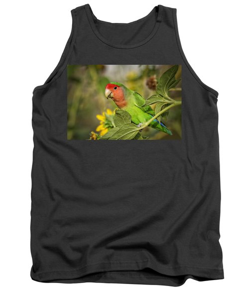 At The End Of The Rainbow  Tank Top by Saija  Lehtonen