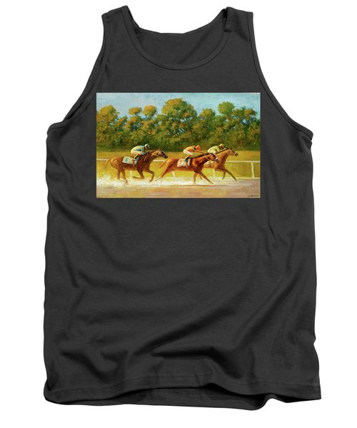 At The Finish Line Tank Top