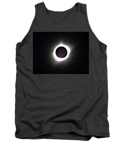 At The Moment Of Totality Tank Top
