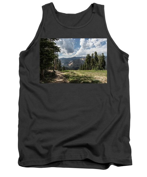 At The Top Of The Run Tank Top