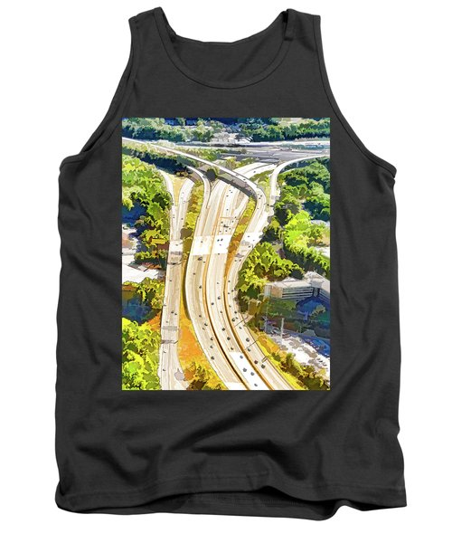 Atlanta Highways Tank Top