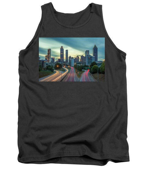 Tank Top featuring the photograph Atlanta by RC Pics