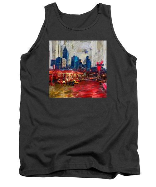 Atlanta Skyline 231 1 Tank Top by Mawra Tahreem