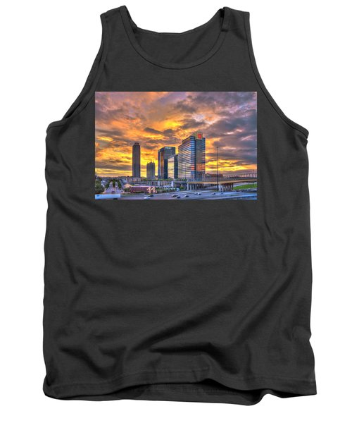 Atlantic Station Reflective Beauty Atlanta Tank Top