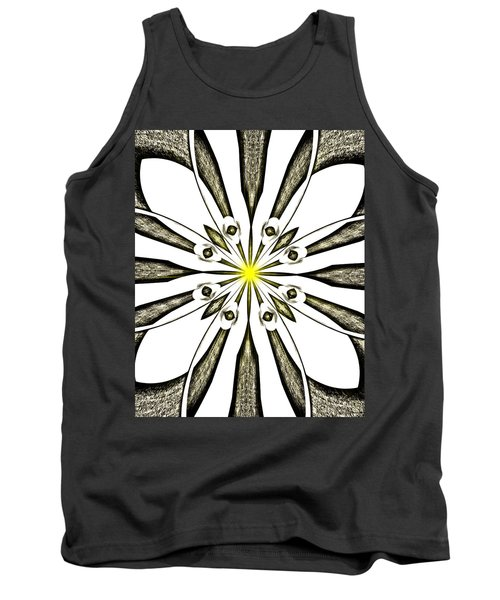 Tank Top featuring the photograph Atomic Lotus No. 3 by Bob Wall