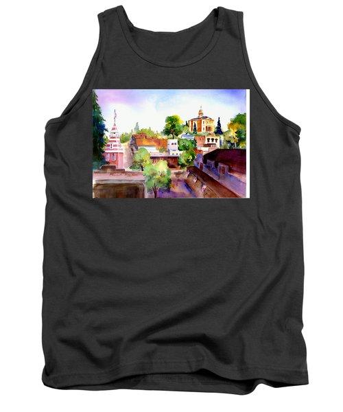 Auburn Old Town Tank Top