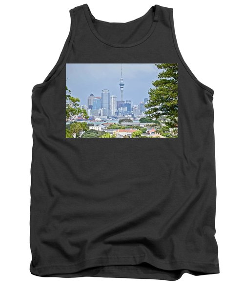 Auckland City C B D Tank Top