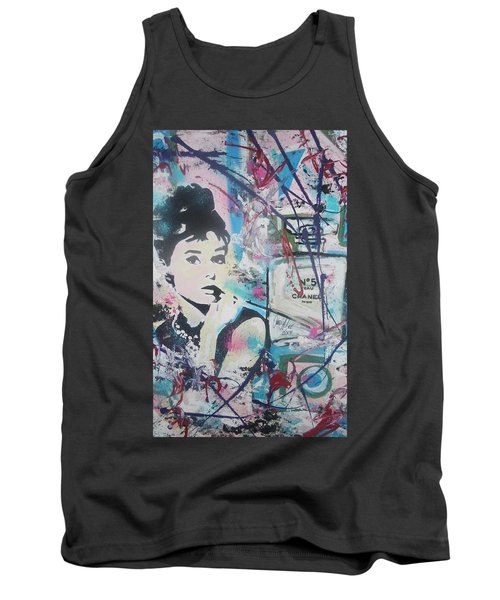 Audrey Chanel Tank Top