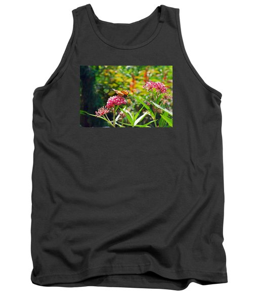 August Monarch Tank Top