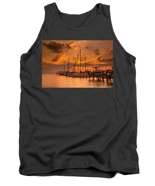 August Sunset Tank Top