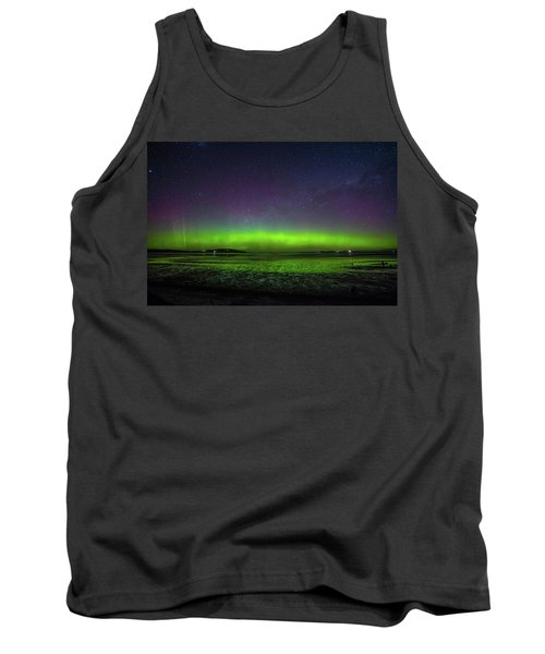 Tank Top featuring the photograph Aurora Australia by Odille Esmonde-Morgan