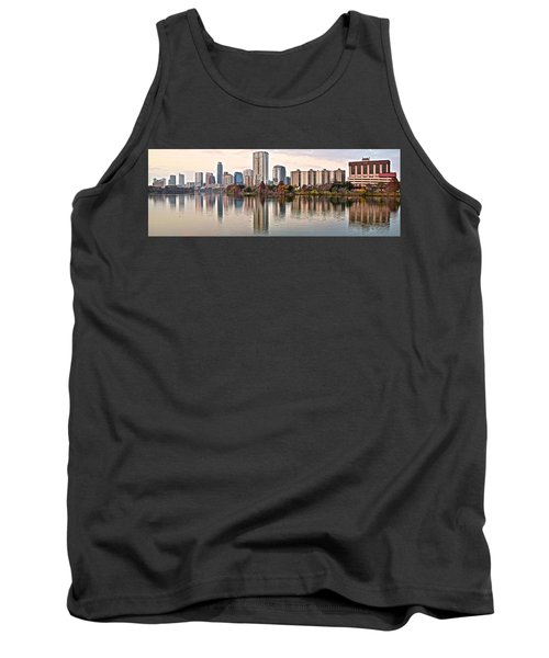 Austin Elongated Tank Top by Frozen in Time Fine Art Photography