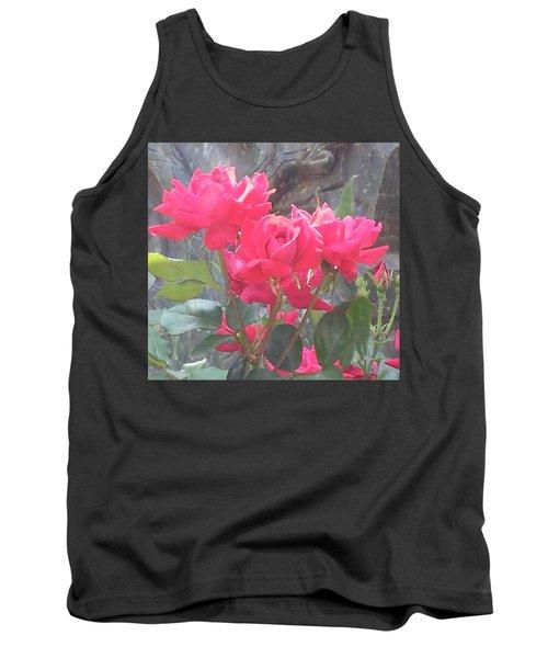 Austin Roses Tank Top