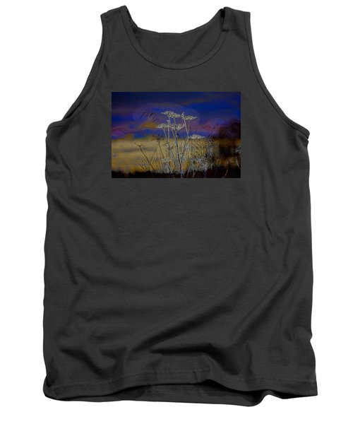 Autumn Abstract  Tank Top by Leif Sohlman