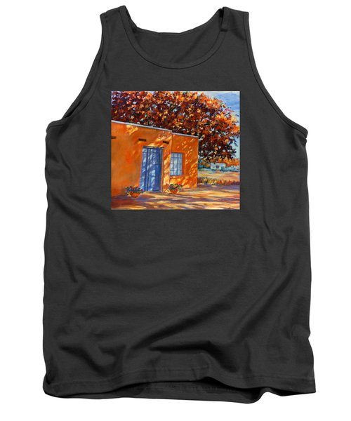 Autumn Afternoon Tank Top by Ann Peck