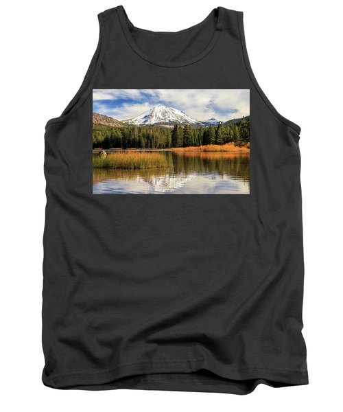 Autumn At Mount Lassen Tank Top