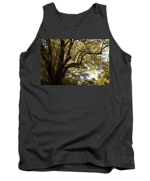 Autumn Branches Tank Top