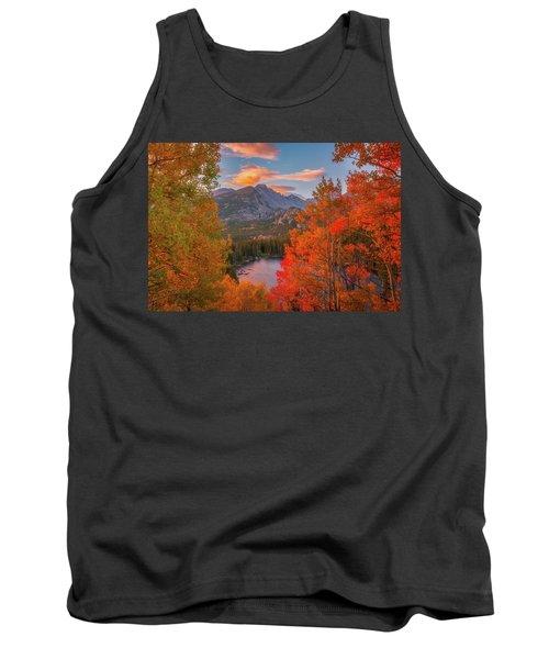 Autumn's Breath Tank Top