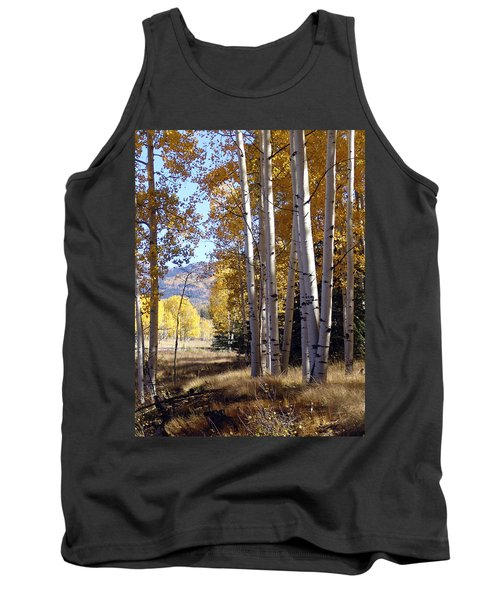 Autumn Chama New Mexico Tank Top
