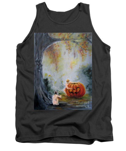 Autumn Color Celebration Tank Top