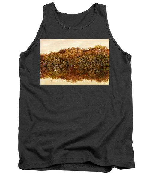 Autumn Color Tank Top