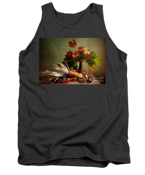 Autumn Colors Tank Top