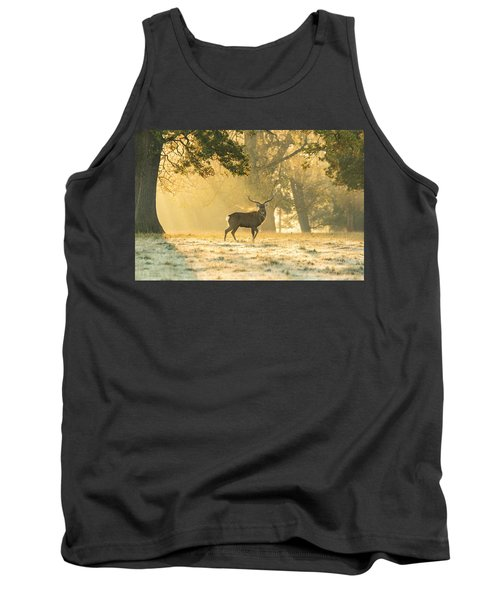 Tank Top featuring the photograph Autumn Frost by Scott Carruthers