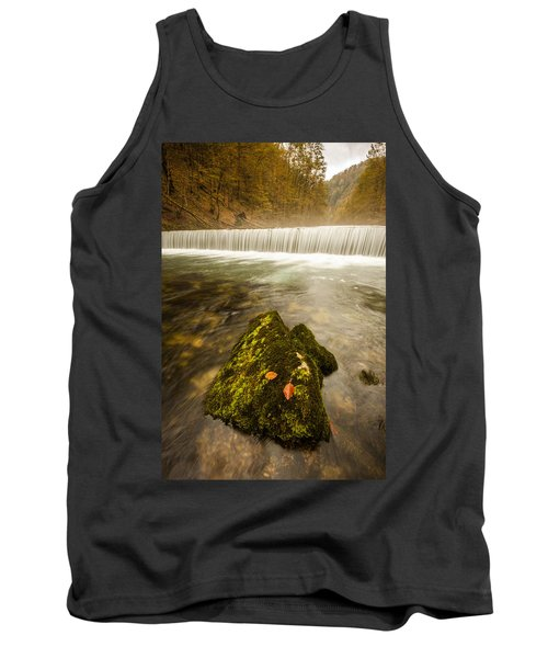 Tank Top featuring the photograph Autumn In Croatia by Davorin Mance